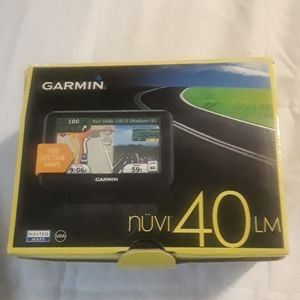 Garvin Nuvi 40lm.
